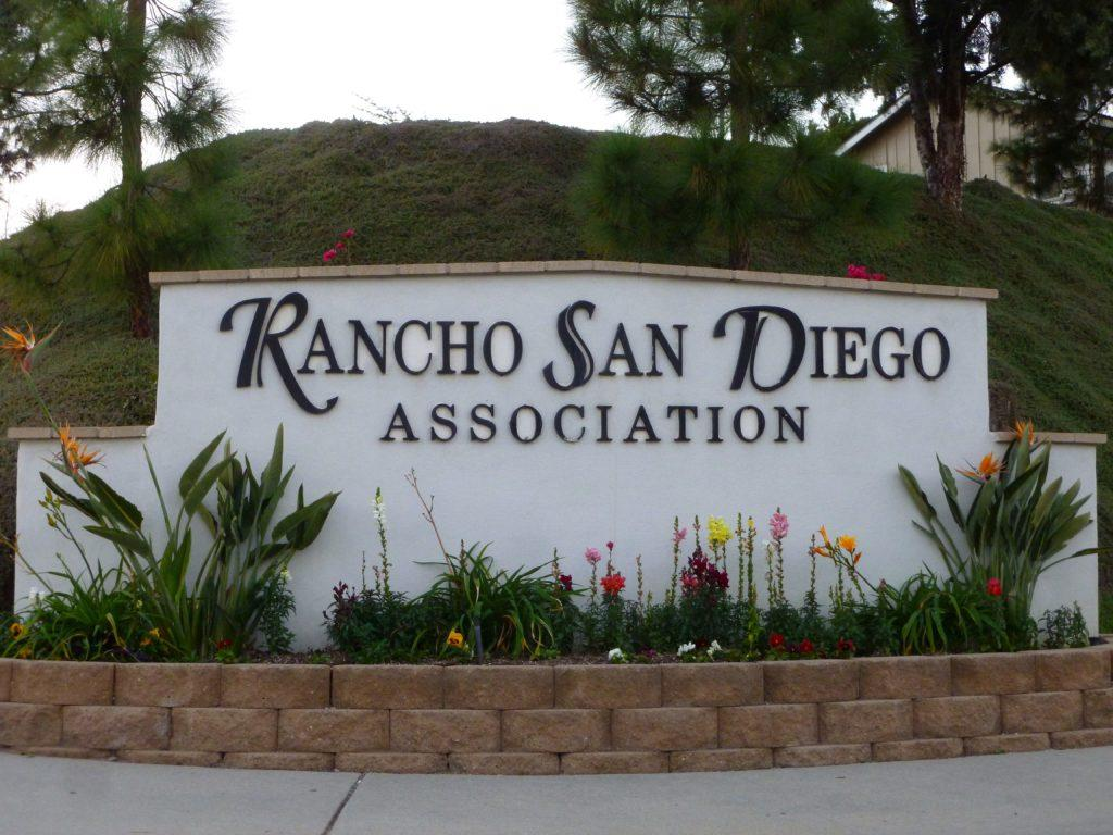 Rancho San Diego Association Homes