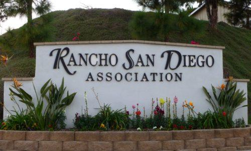 Rancho San Diego Association Homes for Sale