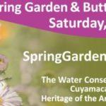 25th Annual Spring Garden & Butterfly Festival! The Water Conservation Garden