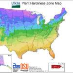 USDA Maintains a website that provides plant hardiness zone information for all regions of the US