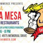 10th Annual Taste of La Mesa June 4th 2018
