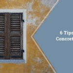 How To Paint Your Concrete