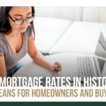 August 2020 - Lowest Mortgage Rates in History